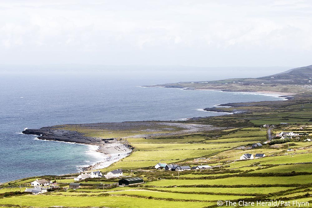 focus_keyword} - Coast Sea Beach Fanore - Co Clare is a 'Best Place to Go' in 2018