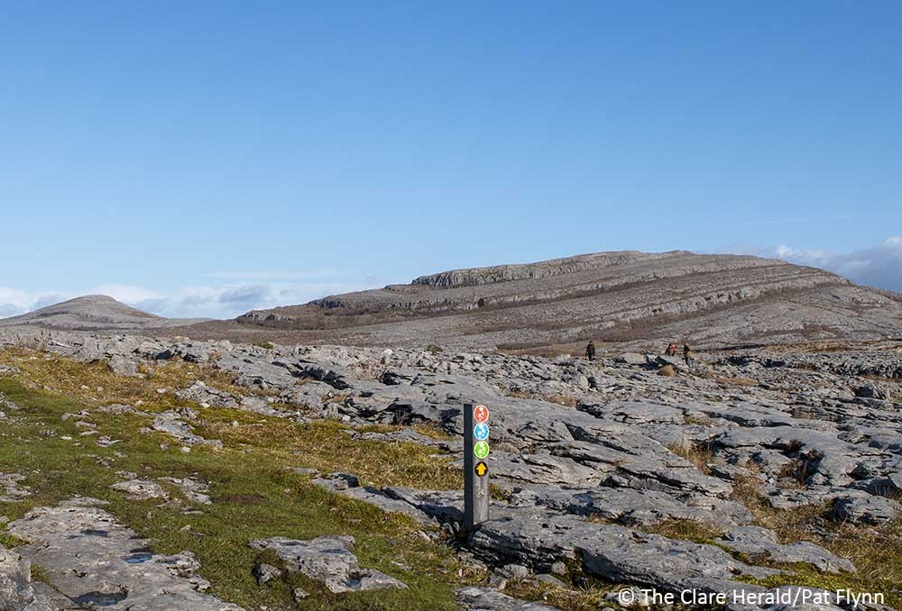 Burren National Park Nature Trail