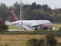 Air accident investigators visit scene of paramotor crash