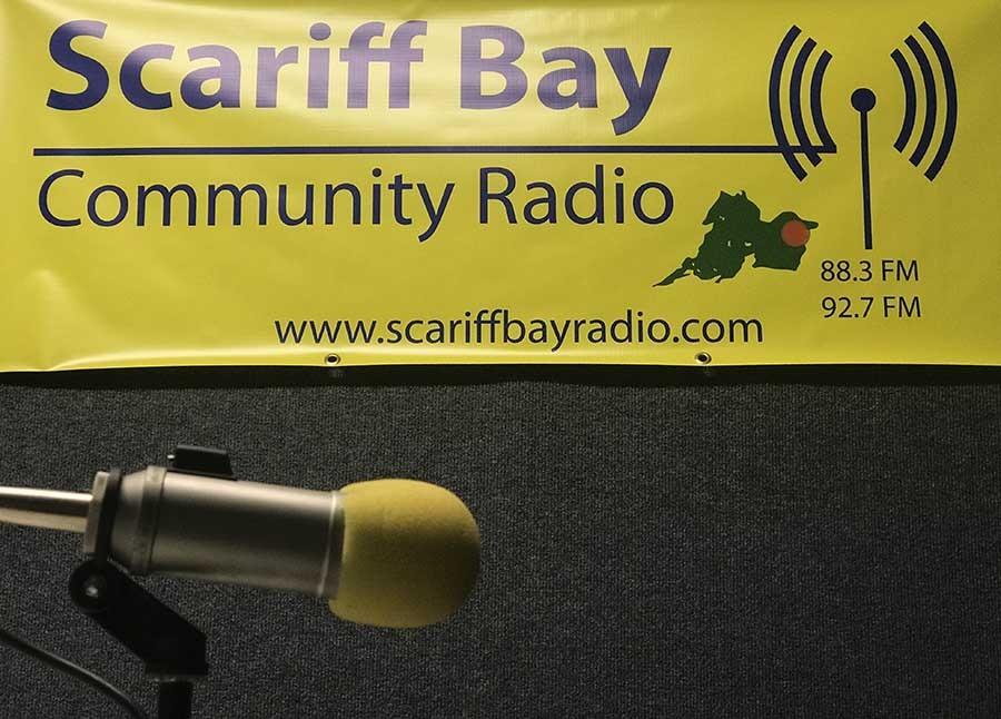 Scariff Radio EOH 2