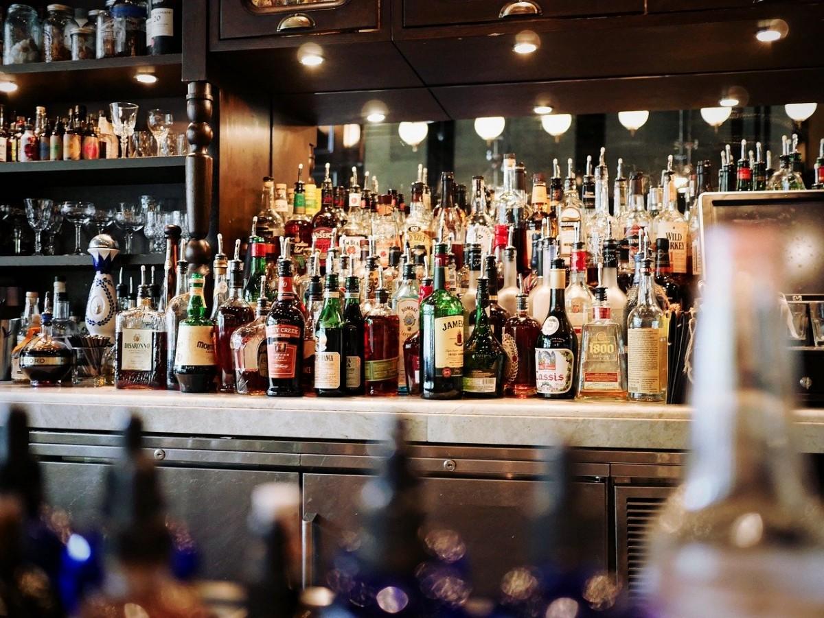 Pub Bar Alcohol
